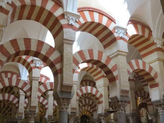 Mezquita, Cordoba (newer section)
