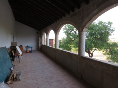 Santa Clara Convent, La Fragua