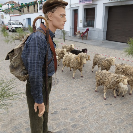 shepherd procession